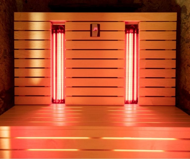 Infrared Sauna - benefits