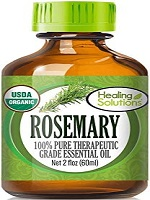 Rosemary essential oil-