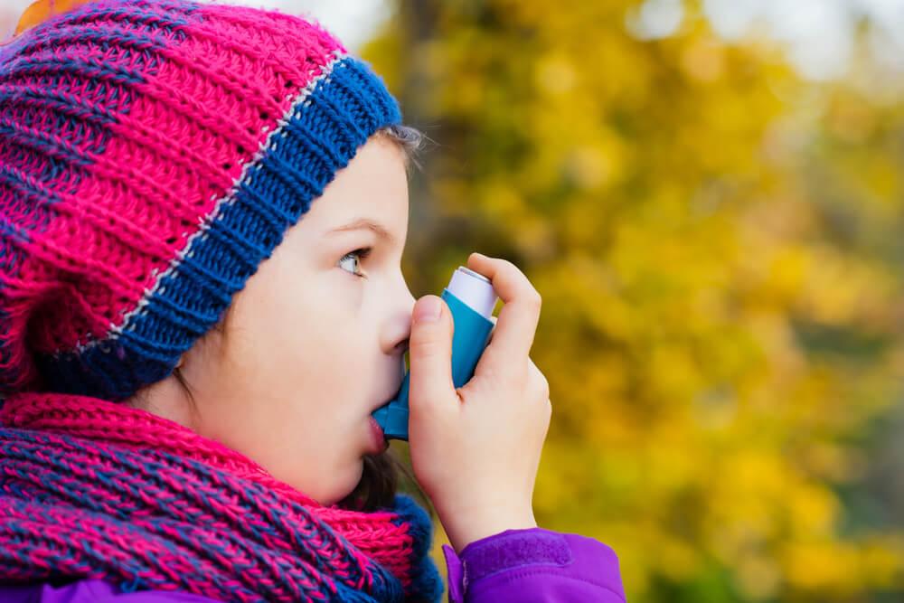 Treats Asthma