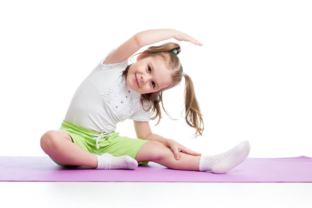 exercise benefits for children