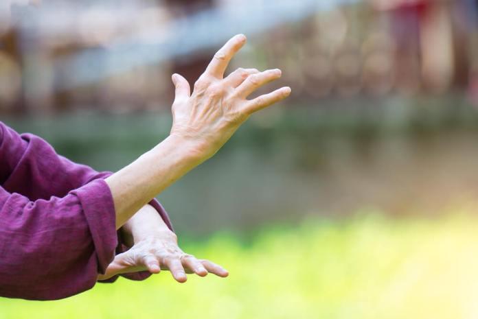 tai chi for curing arthritis