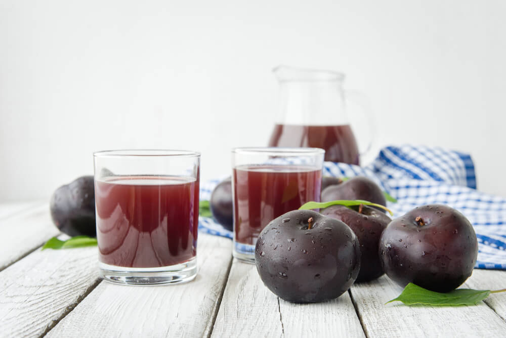 Prune Juice benefits