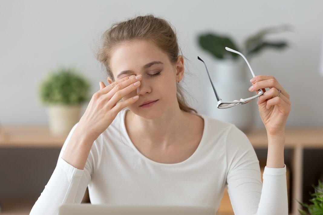 Vitamins for Dry Eyes