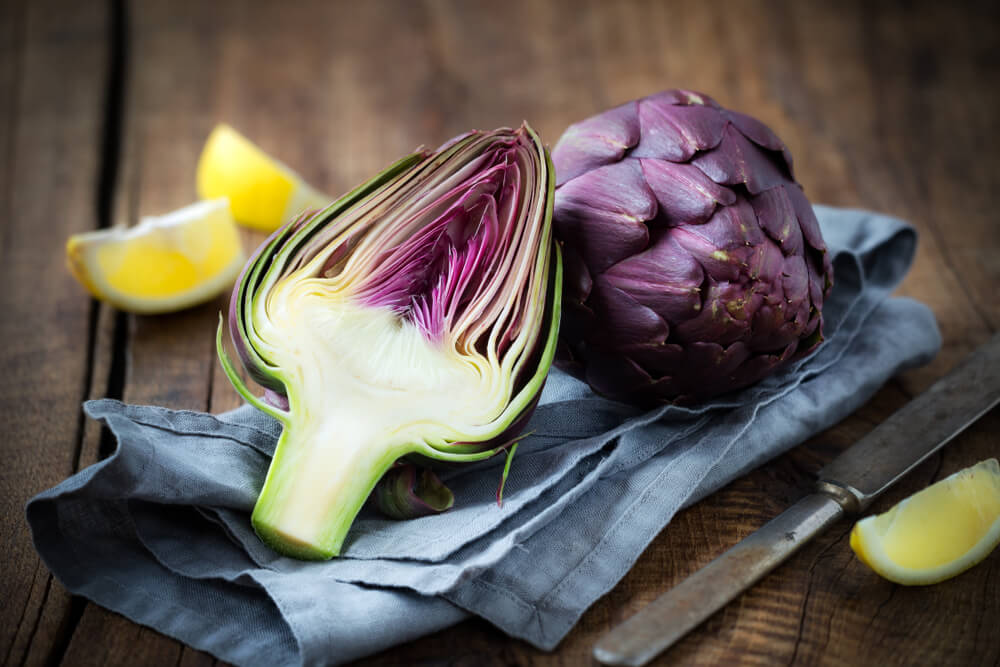 artichokes benefits