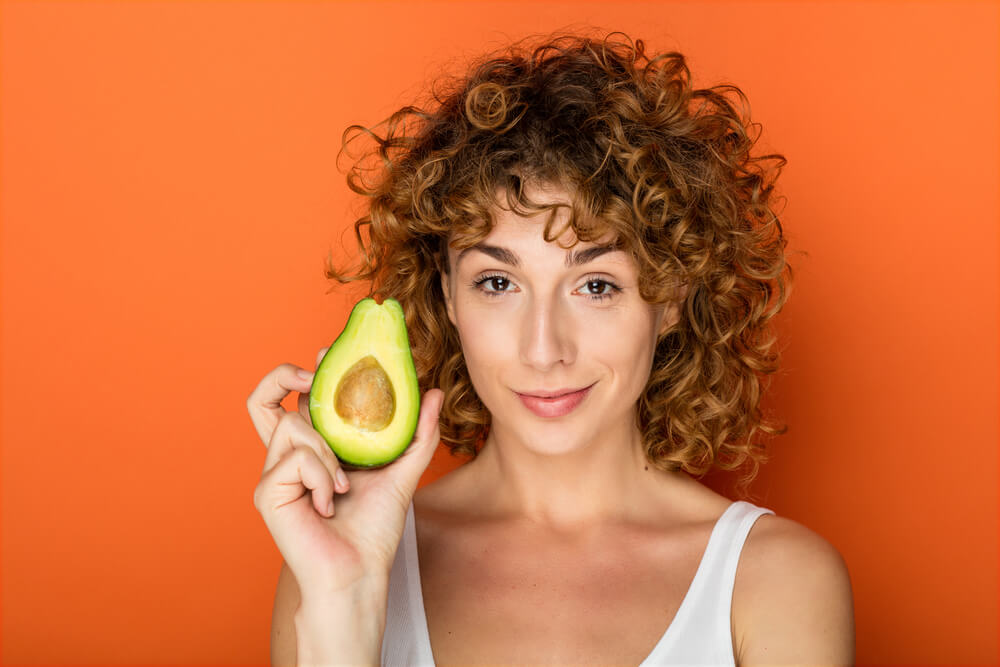 avocado mask for hair