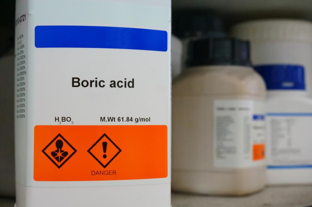 boric acid benefits