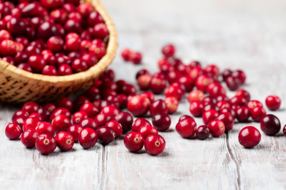 cranberries benefits