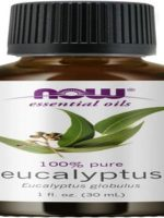 NOW Essential Oils, Eucalyptus Oil, Clarifying Aromatherapy Scent