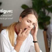 how to get rid of fatigue