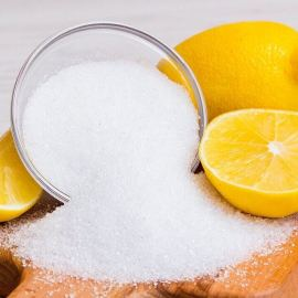 health benefits of citric acid