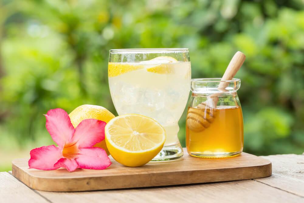 lemon and honey benefits