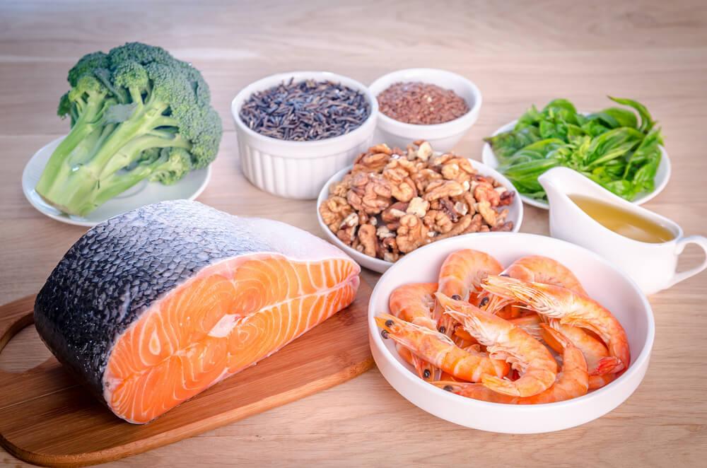 rich omega 3 fatty acids