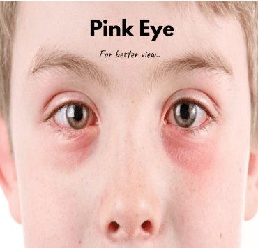 how to cure pink eye