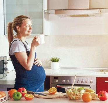 fruit juices when pregnant
