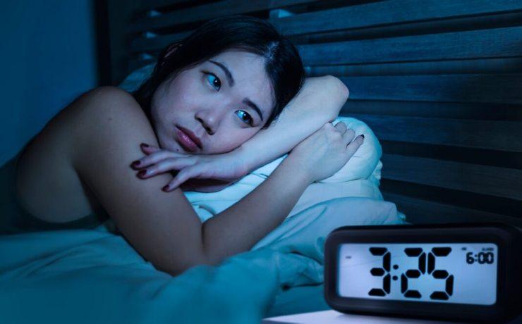 reasons behind sleeplessness