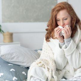 tea for flu
