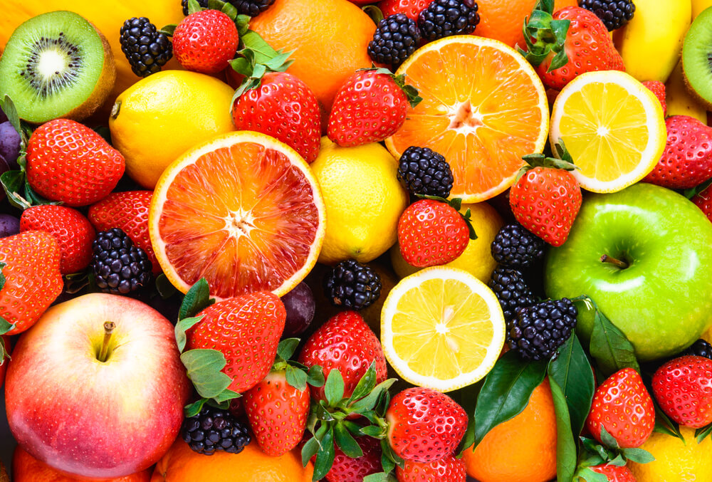 Fresh Fruits health