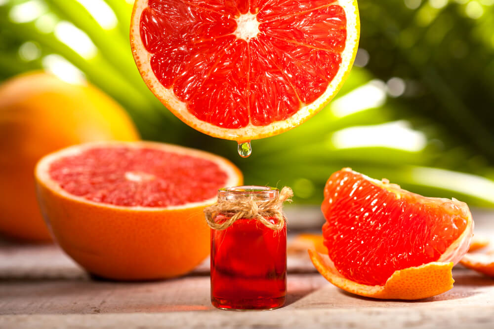 Grapefruit Oil benefits