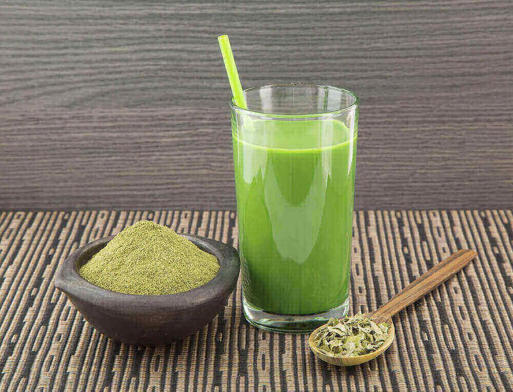 Moringa Juice