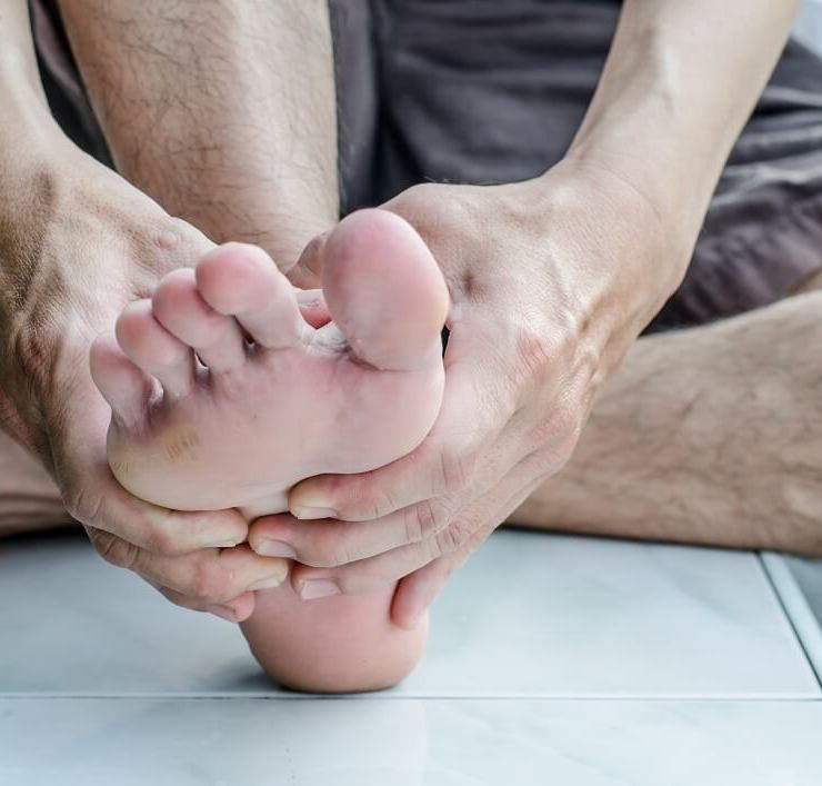 athlete's foot cure