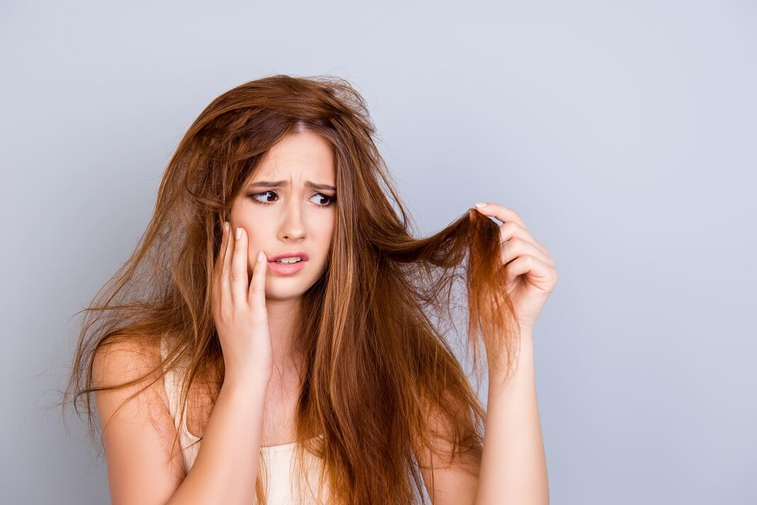 home remedies for dry hair