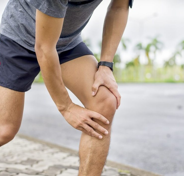 Ice and Heat for Knee Pain
