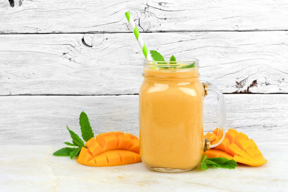 Mango-and-Coconut-Smoothie