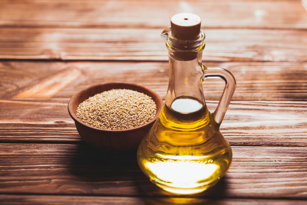 Sesame Seed Oil Benefits