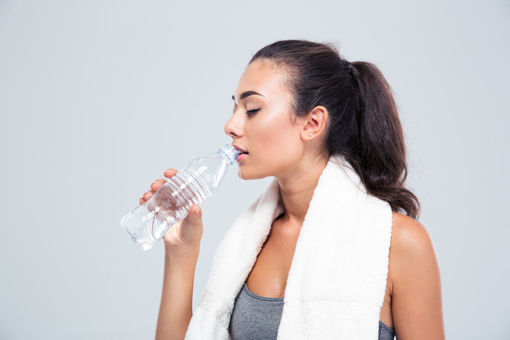 Water Intake women