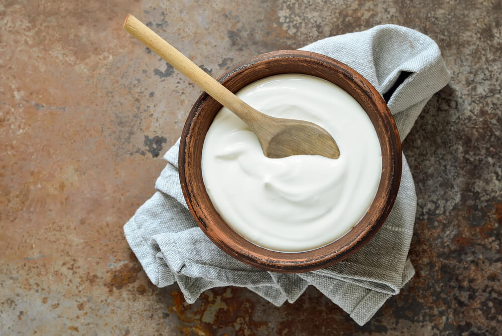 Yoghurt health benefits