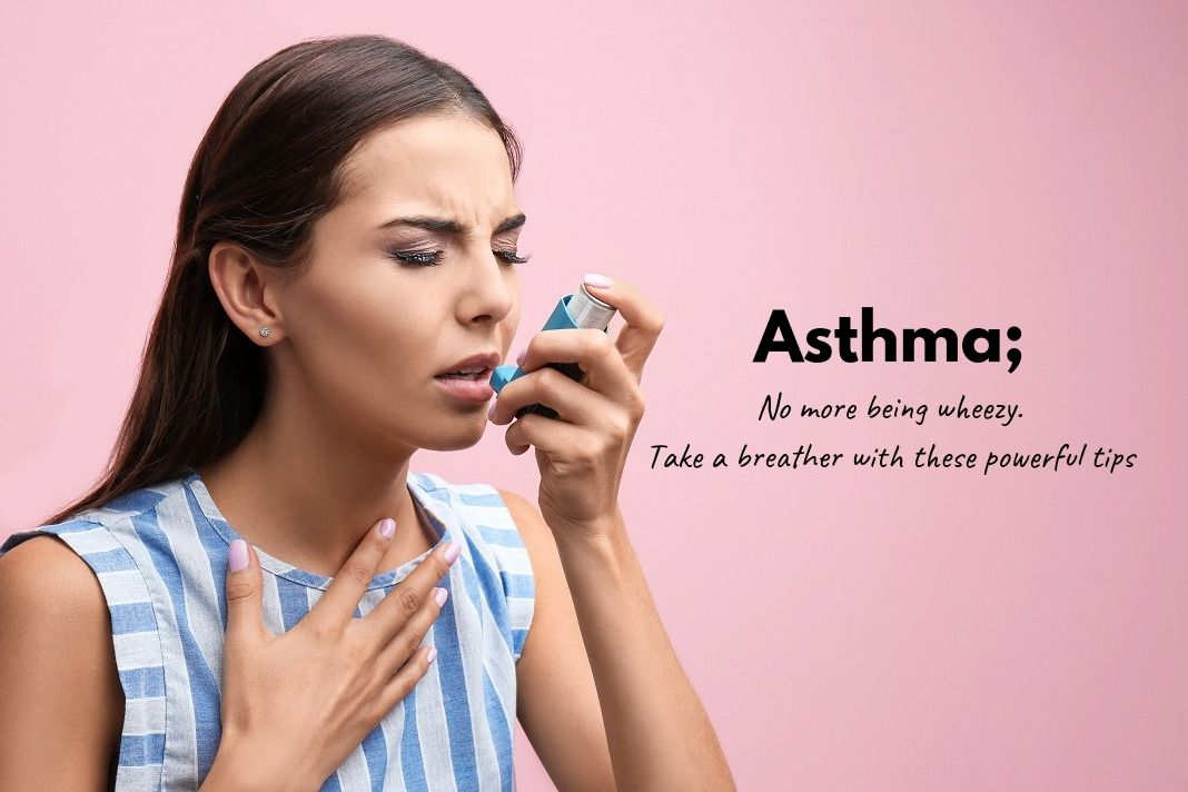 how to treat asthma