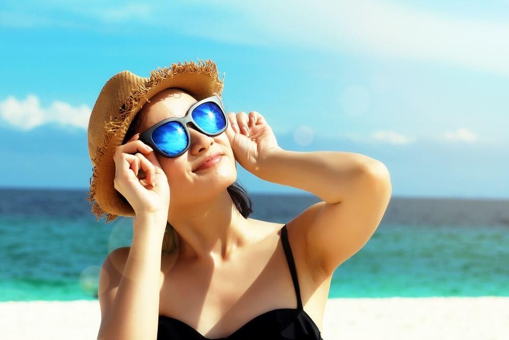 sun protection skin