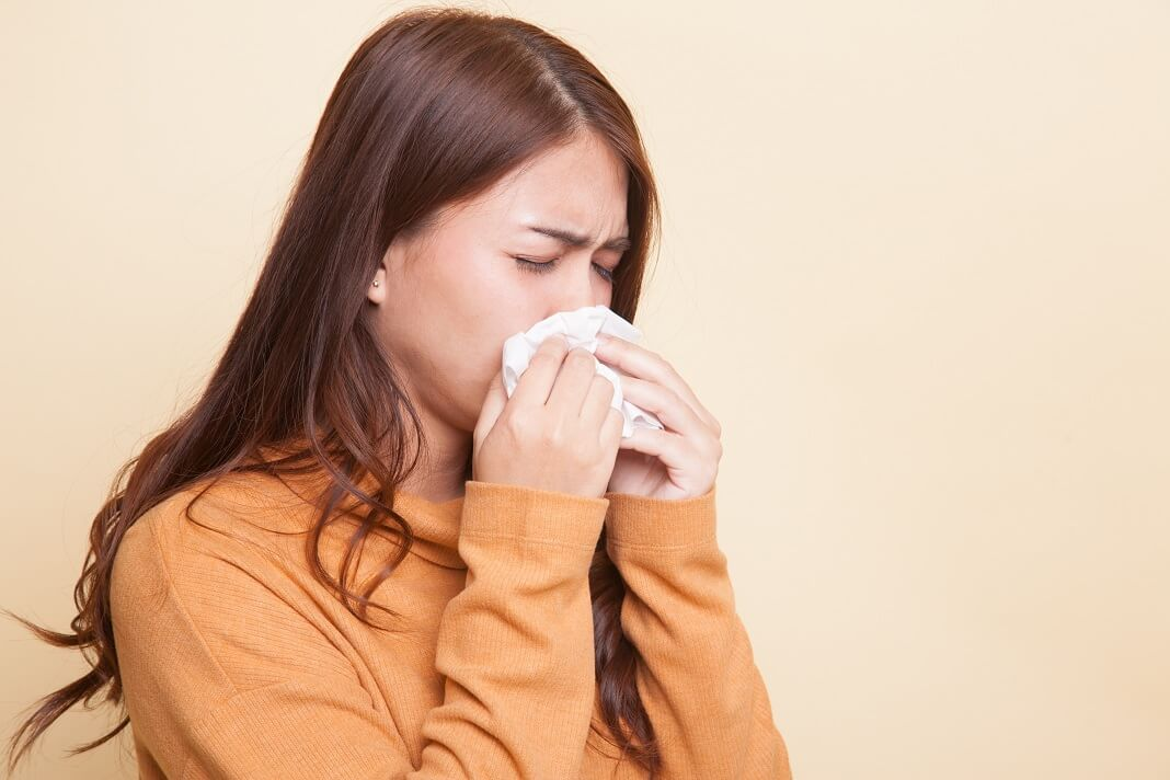 Home Remedies for Runny Nose