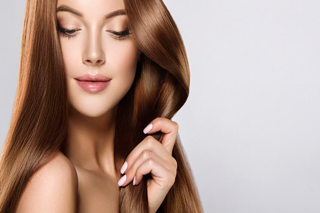 Glossiness and Fullness of Hair