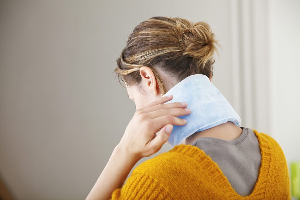 Heat Facilitate Neck Pain
