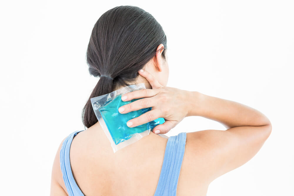 Ice for Neck Pain