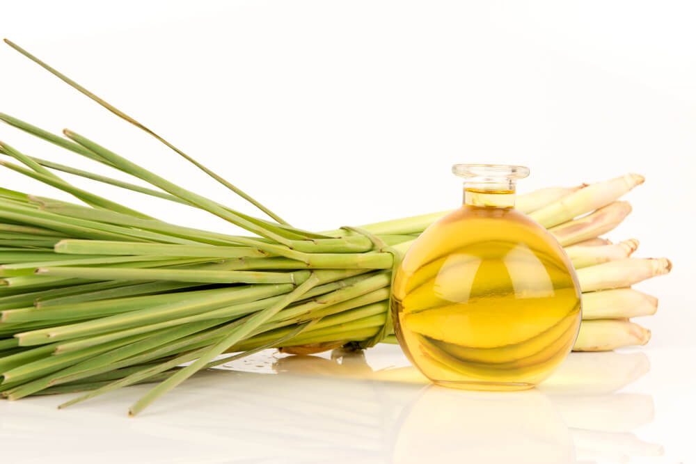 lemongrass oil for skin