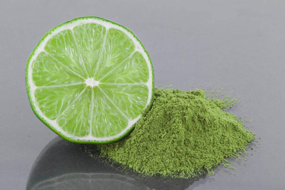 Moringa and Lemon
