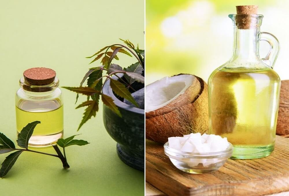 Neem Oil and Coconut Oil