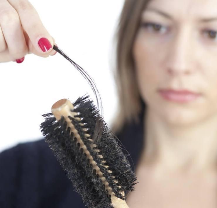 Vitamin E for hair loss