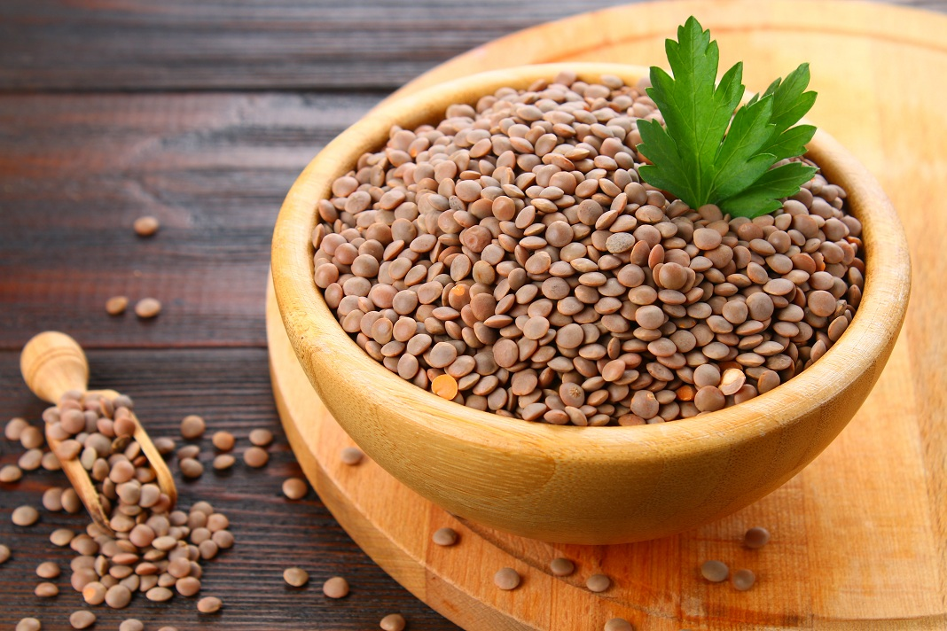 benfits of lentils