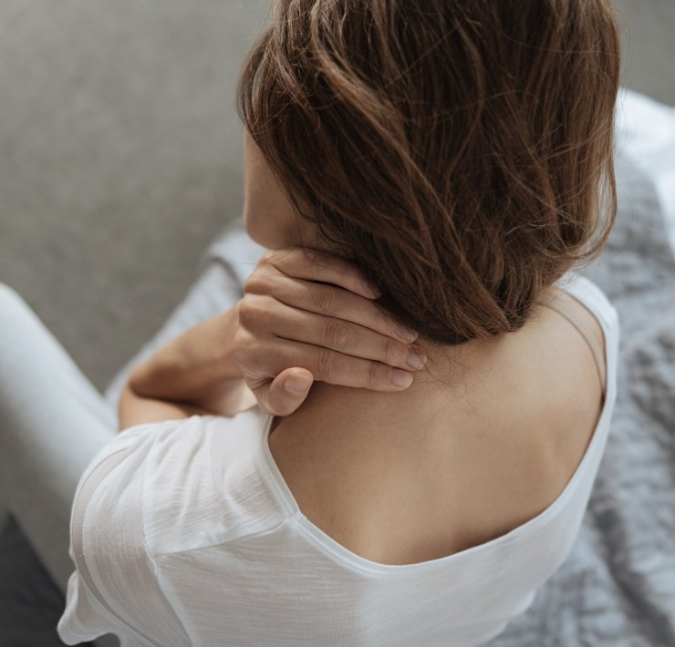 Remedy for neck pain