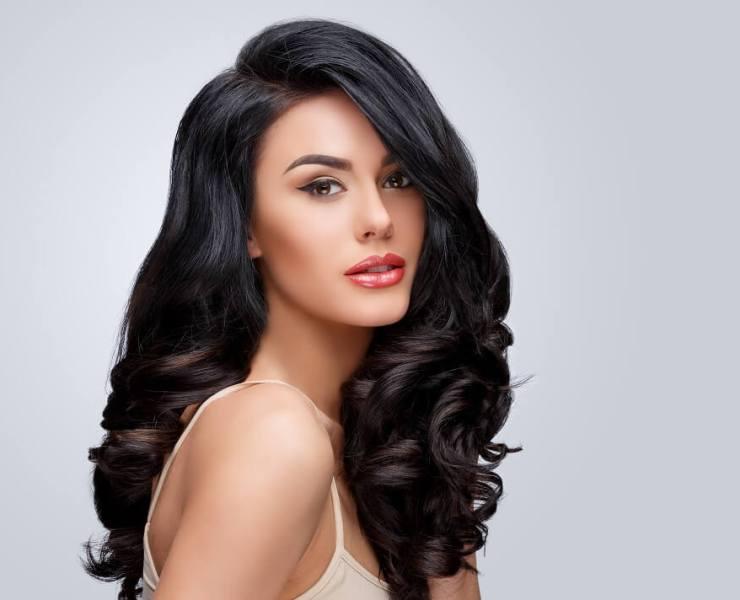 long and healthy hair naturally