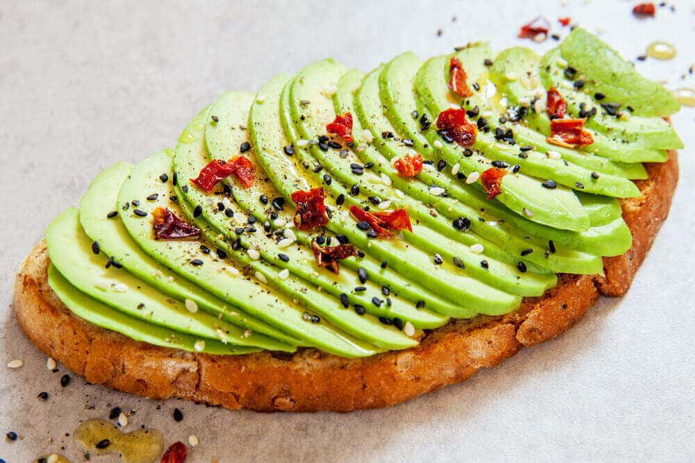 Health Benefits of Avocado Toast