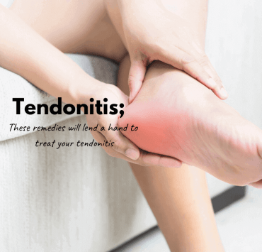 How to Treat Tendonitis