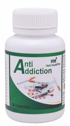 Anti Addiction Capsule