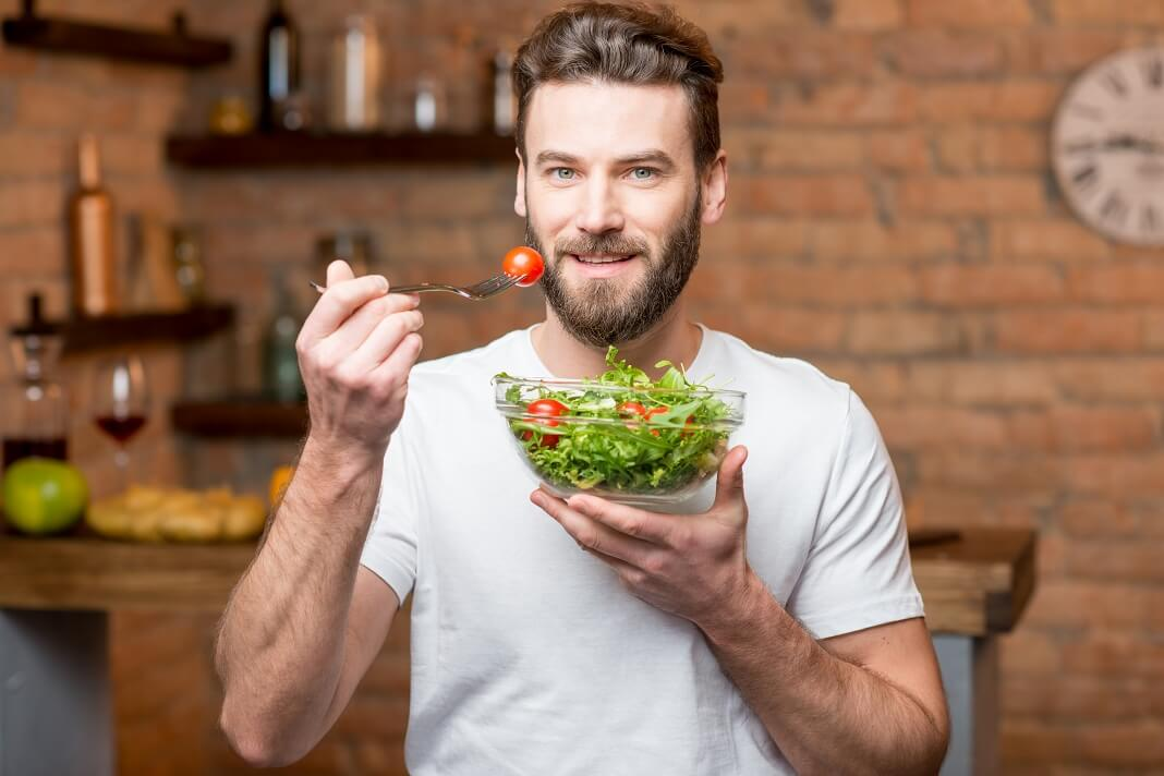 enlarged prostate diet
