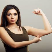 how to lose flabby arms