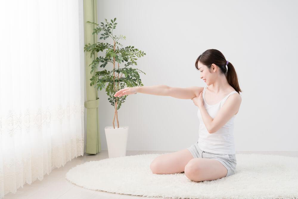 Arm Self Massage