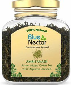 Blue nectar tea